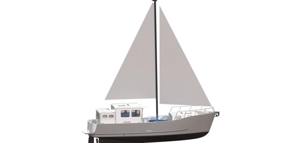 Seapiper 34 Motorsailer preliminary