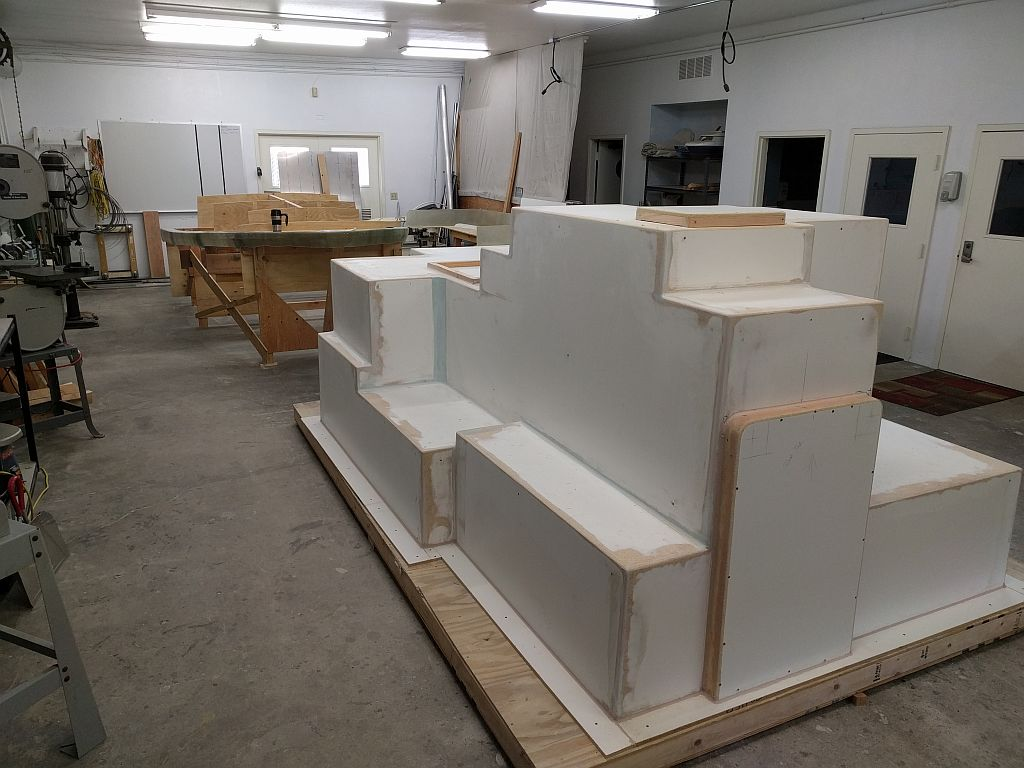 Main Interior Mold
